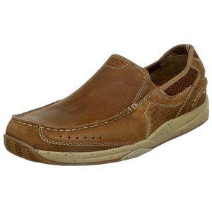CLARKS 'VESTAL' Slip-on Moccasin Boat Shoe
